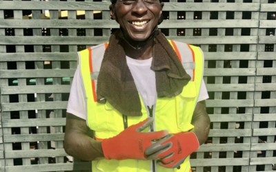 Joseph's Story: Building a Strong Foundation for Impact