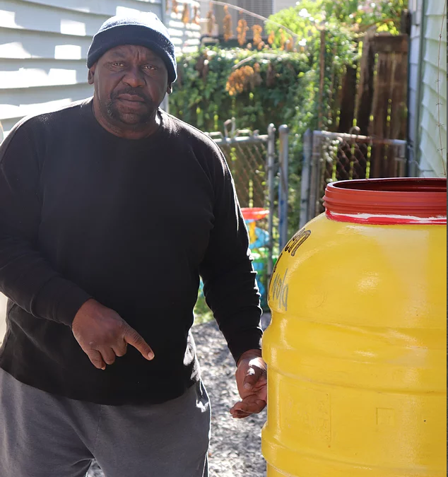Taking Back The Yard: How One Central City Homeowner is Combating Regular Flooding on His Property